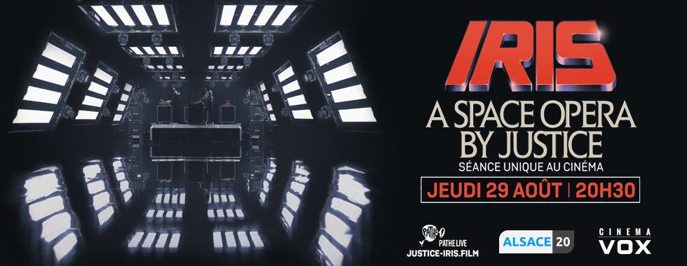 Photo du film Iris : A Space Opera By Justice
