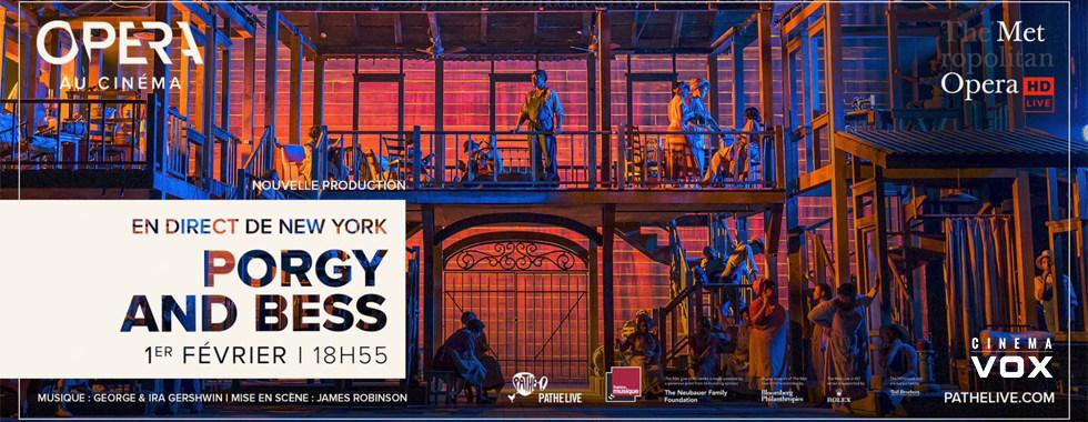 Photo du film Porgy and Bess (Metropolitan Opera)