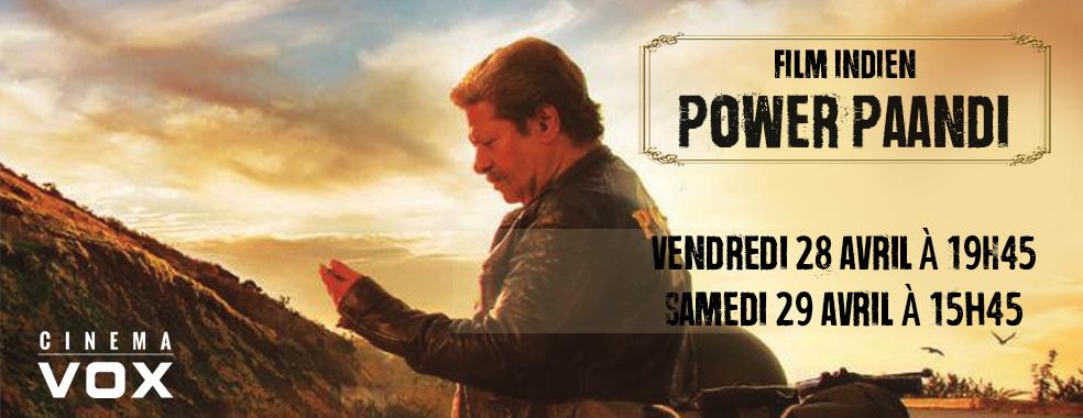 Photo du film Power Paandi