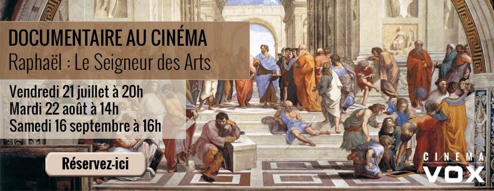 Photo du film Raphaël - Le Seigneur des Arts