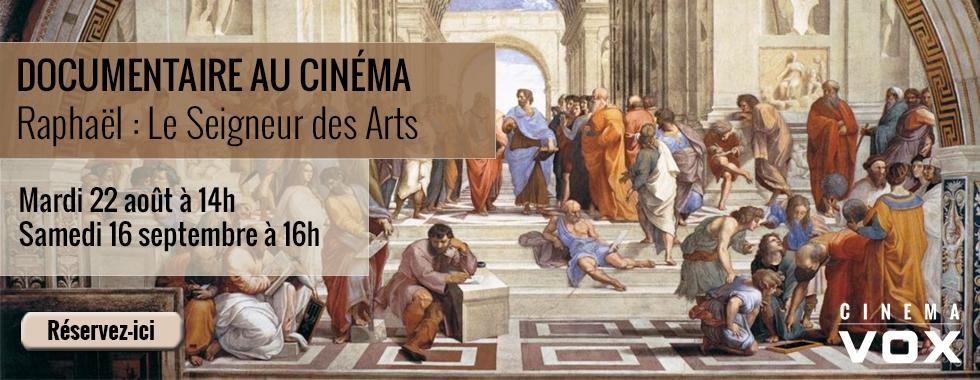 Photo du film Raphaël – Le Seigneur des Arts