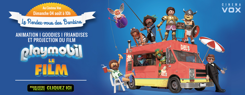 Photo du film Playmobil, le Film