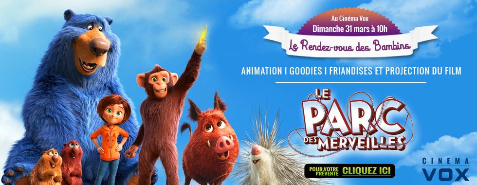 Photo du film Le Parc des merveilles