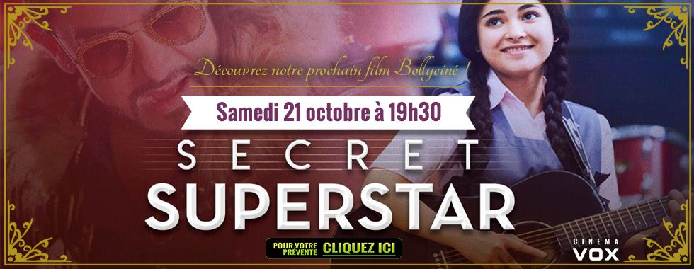 Photo du film Secret Superstar