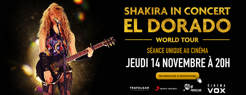 Photo du film SHAKIRA : EL DORADO WORLD TOUR