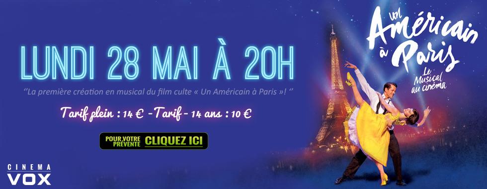 Photo du film UN AMERICAIN A PARIS