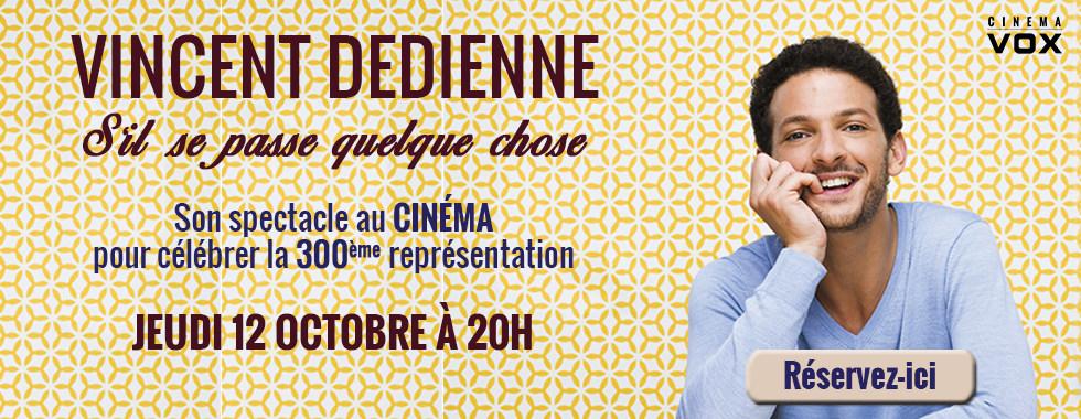 Photo du film Vincent Dedienne -  S'il se passe quelque chose - Au cinéma