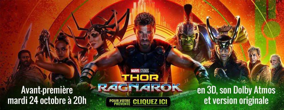 Photo du film Thor : Ragnarok