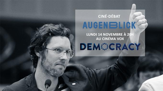Photo du film Democracy
