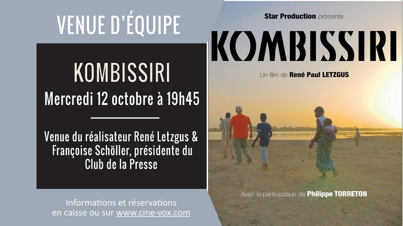 Photo du film KOMBISSIRI