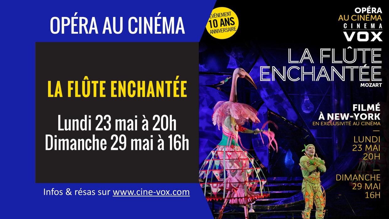 Photo du film LA FL�TE ENCHANT�E (PATH� LIVE)