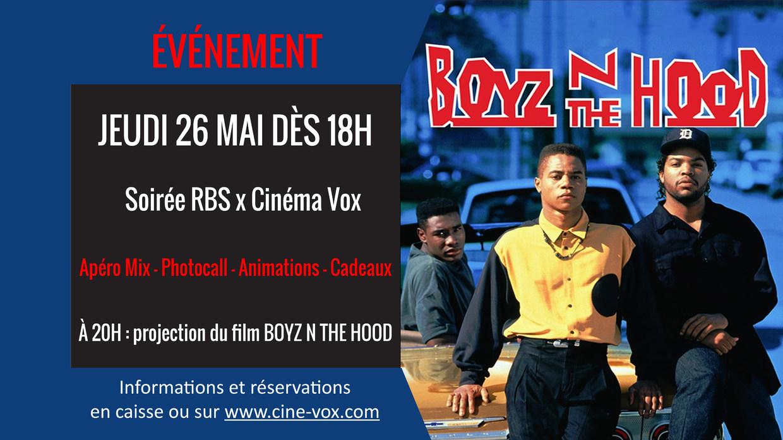 Photo du film Boyz'n the Hood, la loi de la rue